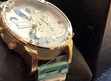 ساعة ديزل جولد اصلية limited edition وارد لندن