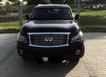 LUXURIOUS BLACK 2011 INFINITI QX56 FOR SALE!
