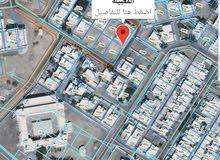 فرصه للبيع ارض في المعبيله كونر مربع ne66 بقرب من مسجد الانفال