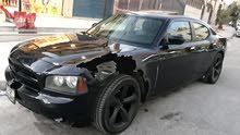 Black Dodge Charger 2008 for rent