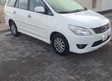 للبيع او للبدل تويوتا انوفا 2013 قمة النظافة وكالة البحرين