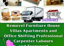 Bahrain MOVER  packing  house Office store shop villa shifting