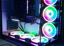 pc gaming GTX1660SUPER RGBيشغل500 فريم في فورتنايت مستعمل شهرين