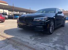 BMW 530e Plug-in Hybrid 2018