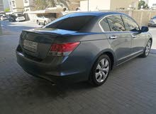 Honda accord 2008 full option with sunroof lady use very good condition