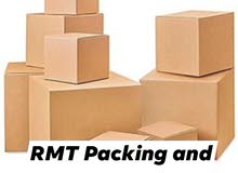 RMT Special Offers for local moving and packing services by experience staff