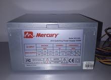 mercury 550 watts PSU