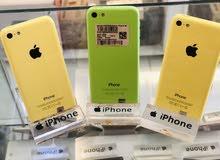 ايفون 5C مستخدم نضيف