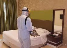 افضل شركة تعقيم منازل في الامارات من الفيروسات ضد فيرس كرونا المستجد