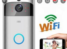 sonnette video camera wifi interphone