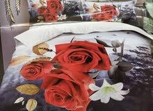 فرشه قماش قطني نفرين أشكال هندسيه ثلاث قطع  ب 20 الف فقط