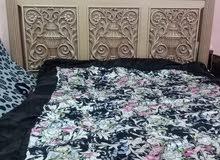 غرفة نوم خشب کویتی