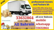 Service all Bahrain professional movers Packers