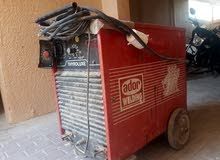 وماكينة لحام عالية الجودة صناعه الهند بحالة جيدة بدون عيوب المطلوب 2500درهم ت