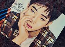 لمحبي الكيبوب رسمة RM للبيع