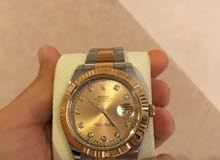 rolex gold watch with diamonds