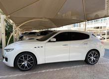 مواصفات خاصةً 2017  مازيراتي ليفانتي إس 2017 Maserati Levante S
