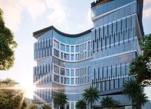 مكاتب ادارية و عيادات و محلات تجارية بموقع متميز فالعاصمة الادارية