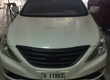 Hyundai Sonata 2013 full option GCC