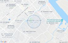 قطعه أرض وقف سني المالك عراقي