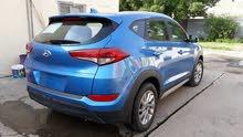 Blue Hyundai Tucson 2017 for sale