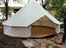 Bell tent canvas for camping top quality