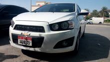 Used Chevrolet Sonic for sale in Abu Dhabi
