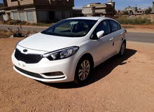 For sale Kia Cerato car in Benghazi