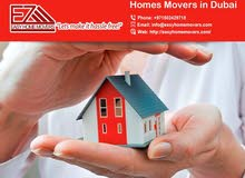 Moving company in Dubai - Easy home movers and storage