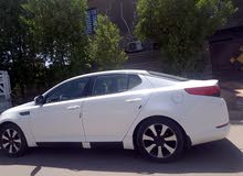 كيا اوبتما 2012 للبيع