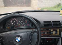 BMW 523i استيراد ألمانيا ماشية 280 كيف مسجلة