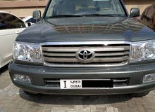 TOYOTA LAND CRUISER VXR V8