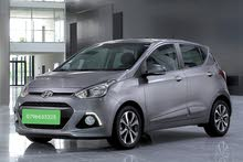 Hyundai i10 car is available for a Day rent