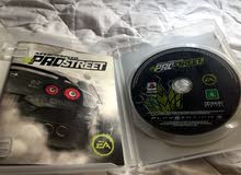 للبيع سيدي need for speed pro street ps3