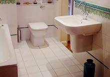 تركيب وصيانة اطقم الحمامات والمغاسل