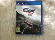 شريط need for speed rivals