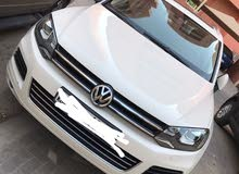 Automatic White Volkswagen 2012 for sale