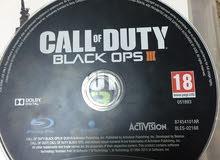 لعبة call of duty black aps 3 للسوني 3