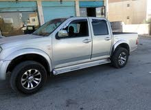 Silver Isuzu D-Max 2005 for sale
