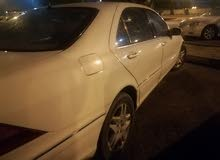 Mercedes Benz S 320 2001 For sale - Beige color