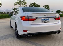 Gasoline Fuel/Power   Lexus ES 2016