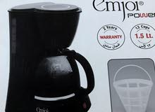 emjoi power coffee maker