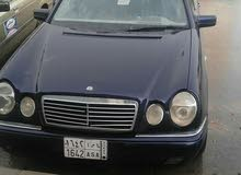Mercedes Benz E 230 1996 For sale - Blue color