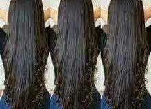 زيت الحيه لتطويل الشعر