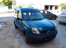 Used condition Renault Kangoo 2006 with +200,000 km mileage