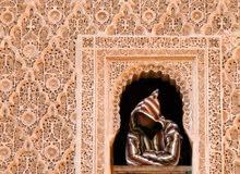 جلابيب و ملابس مغربية تقليدية