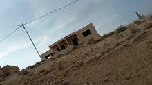 منزل (بيت) على ارض 7 دونمات  للبيع