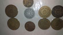 عملات مغربية قديمة