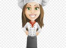 خبرة زو معرفة قوية بفن الطهي الشرقي والطهي بالمنزل والمندوب ياخذ طلبيت