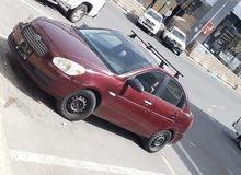 Manual Red Hyundai 2008 for sale